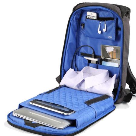 Sac à Dos Anti-Effraction Artemis, mon sac antivol