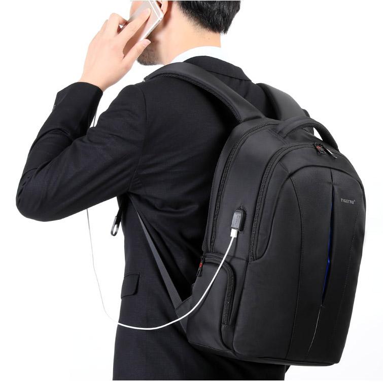 Sac à Dos Anti-Pickpocket Achille, mon sac antivol