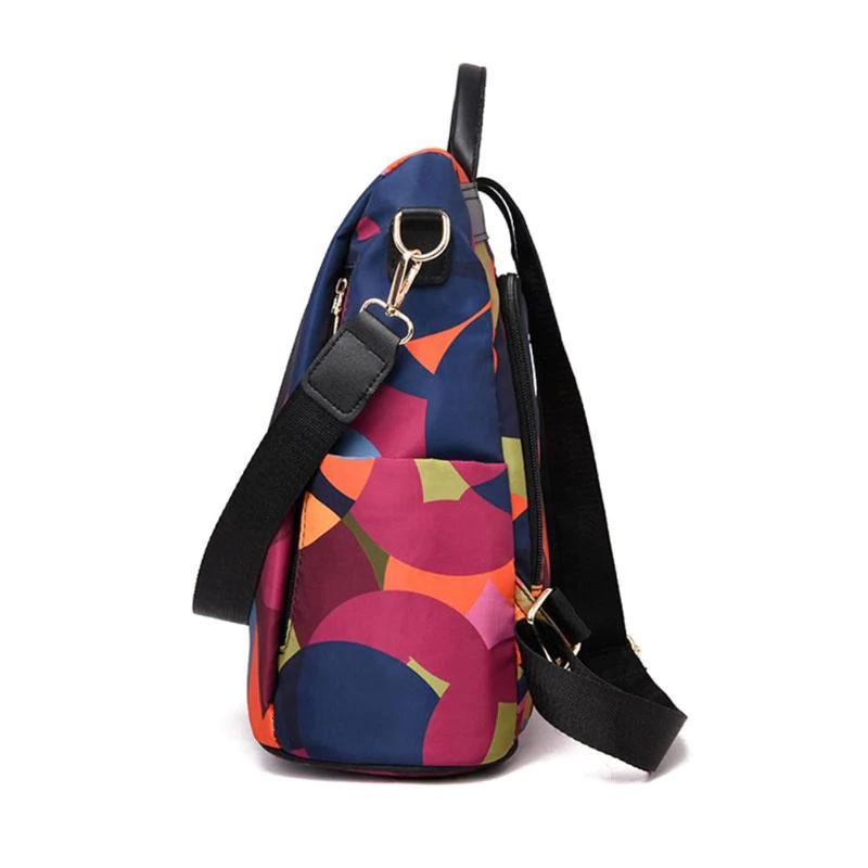Sac à Dos Fermeture Cachée Monica, mon sac antivol