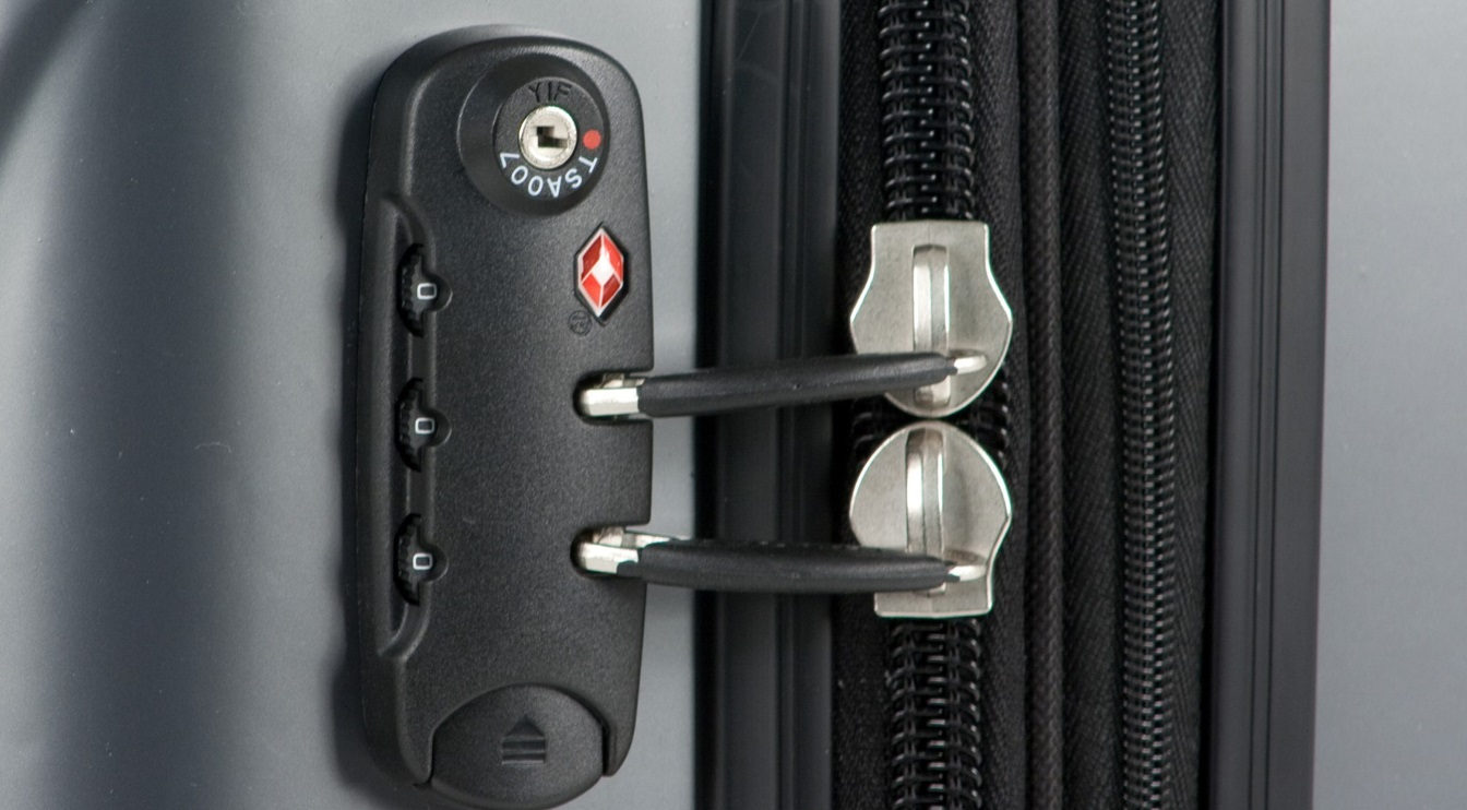système de verrouillage TSA