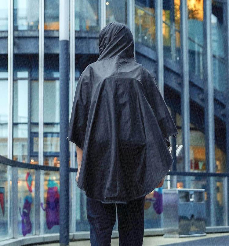 cape de pluie pour sac à dos