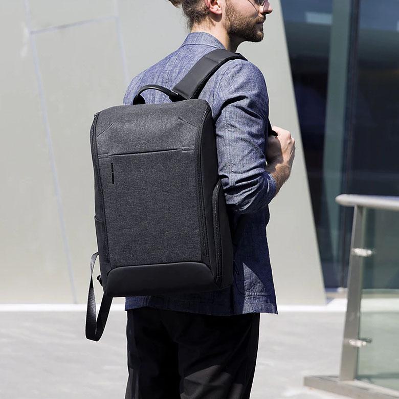 sac à dos connecté pour ordinateur