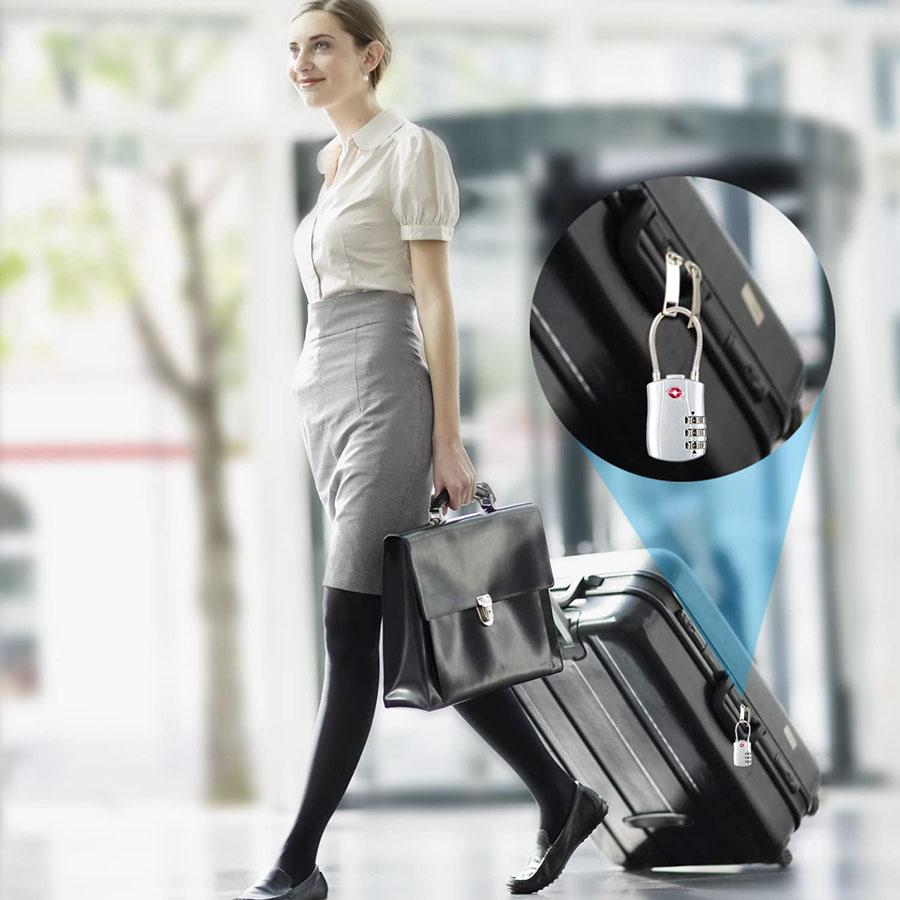 cadenas de voyage TSA serrure de bagage