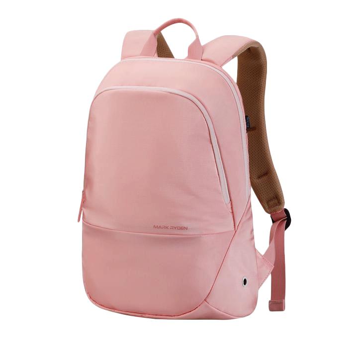 Sac à dos Femme Anti Pickpocket rose