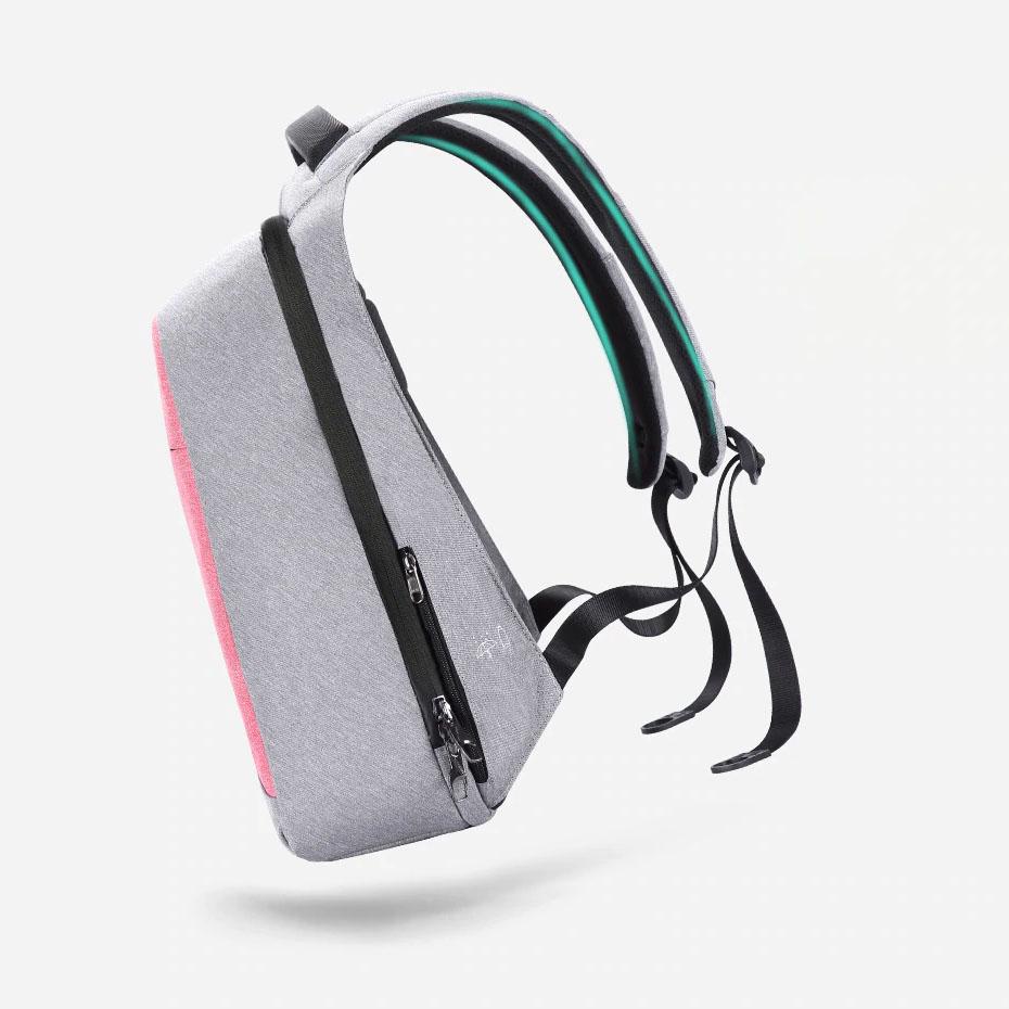 sac à dos antivol sécurisé pour femmes