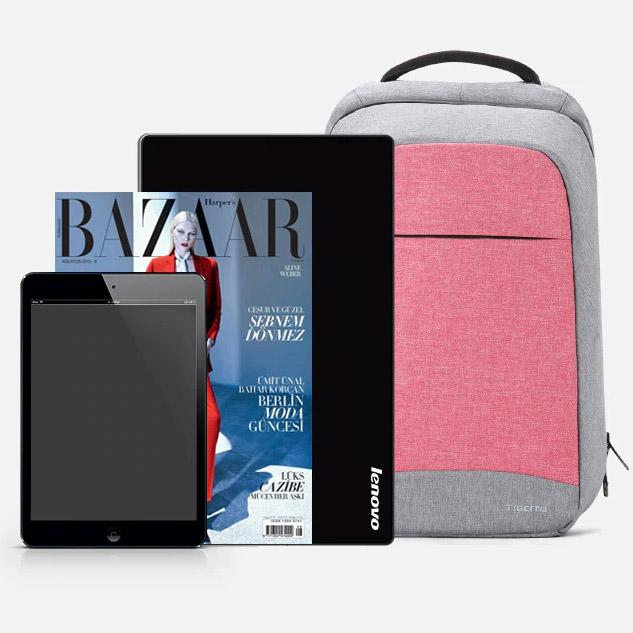 sac dos antivol rose pour femmes
