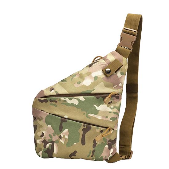 sacoche antivol de voyage camouflage