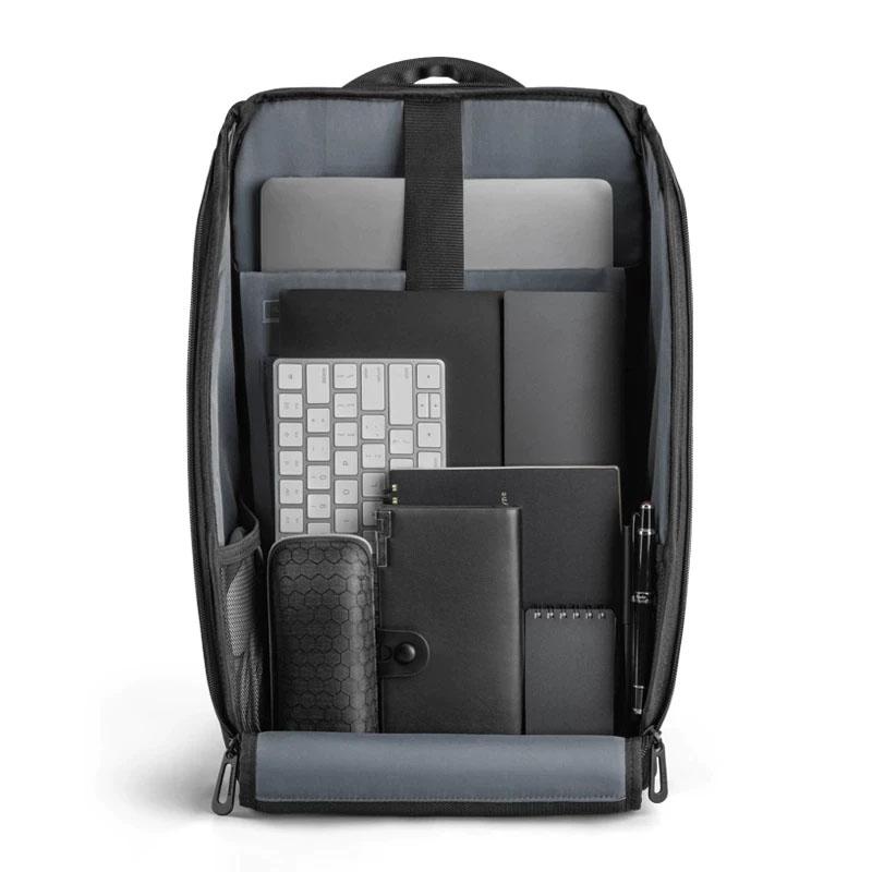 sac antivol ordinateur business steel