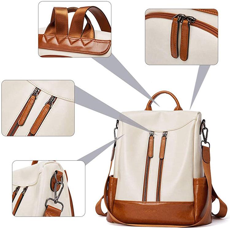 sac_antivol pour femme en cuir