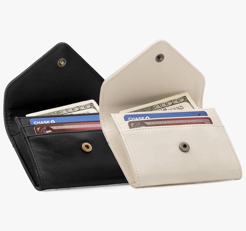 porte monnaie blocage ondes RFID